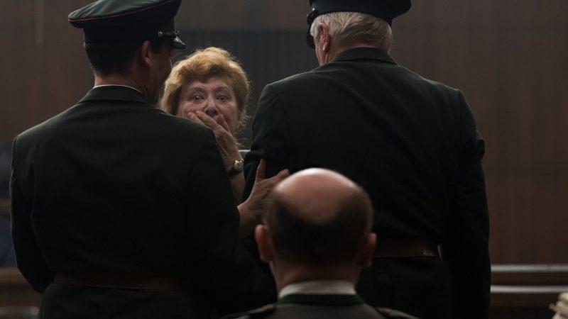 MURER – ANATOMIE EINES PROZESSES Eröffnungsfilm der Diagonale Graz 2018